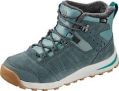 Salomon membrános téli gyermek cipő UTILITY TS CSWP J 32 zöld