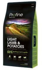 Profine Puppy Lamb &Potatoes 15 kg