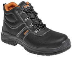 Bennon Bezpečnostní kotníková obuv Basic S3 černá 38