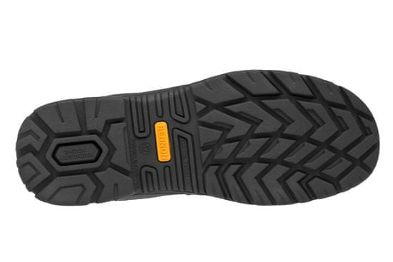 Bennon Taktická bezpečnostní holeňová obuv Commodore S3 s membránou