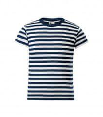 Malfini Detské tričko Malfini Sailor 805 tmavo modrá 158