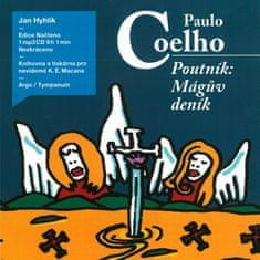 Coelho Paulo: Poutník: Mágův deník - MP3-CD
