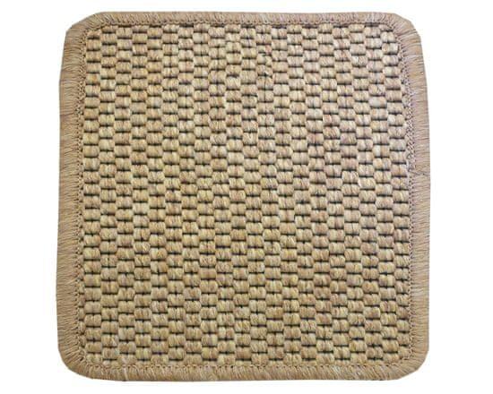 Vopi Kusový koberec Nature terra čtverec