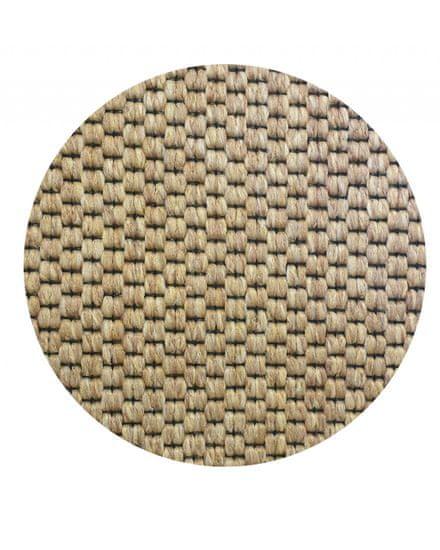 Vopi Kusový koberec Nature terra kulatý