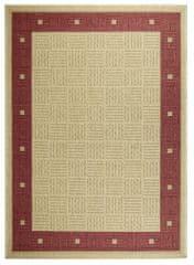 Oriental Weavers Kusový koberec SISALO/DAWN 879/O44P (J84 Red) 133x190