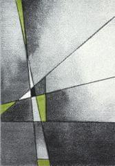 Merinos Kusový koberec Brilliance 21807 grey-green 80x150
