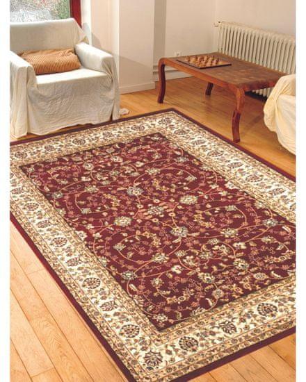Spoltex Kusový koberec Salyut red 1579 B