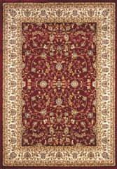 Spoltex Kusový koberec Salyut red 1579 B 60x120
