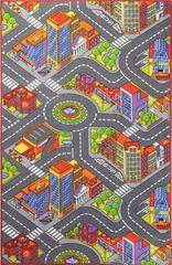 Associated Weavers Detský kusový koberec silnice Big City 100x165