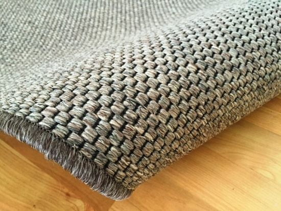 Vopi Kusový koberec Nature tmavě béžový
