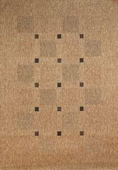 Devos Kusový koberec FLOORLUX Coffee/Black 20079 Spoltex 60x110