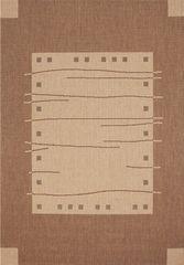 Spoltex Kusový koberec KERALA DECORA 514-75 60x110
