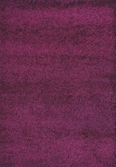 Merinos Kusový Koberec Shaggy Plus Purple 957 60x115