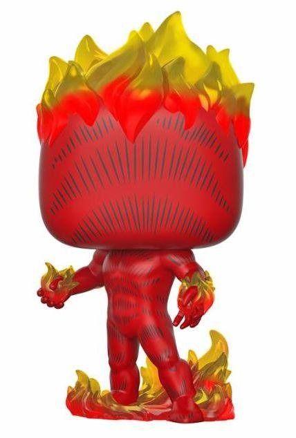 Figurka Marvel - Human Torch (Funko POP! Marvel 80th First Appearance 501)