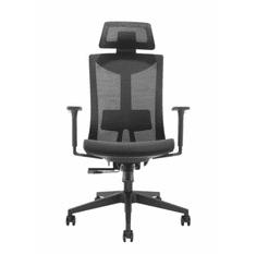 UVI Chair pisarniški stol Focus, črn
