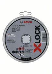 BOSCH Professional Rezalna plošča X-LOCK Standard for Inox 125x1x22.23mm, ravna, 10 kosov (2608619267)