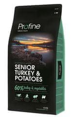 Profine karma dla psa Senior Turkey & Potatoes 15 kg
