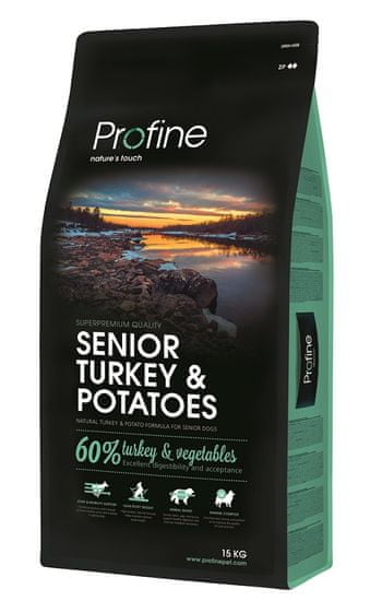Profine Senior Turkey & Potatoes 15 kg
