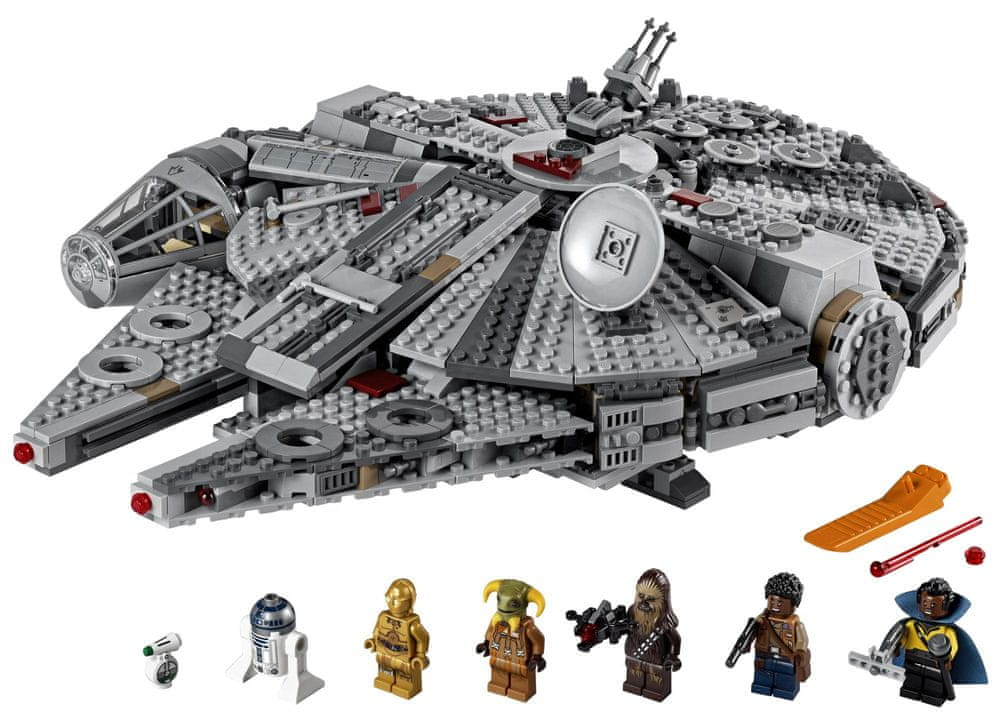 LEGO Star Wars™ 75257 Millennium Falcon™
