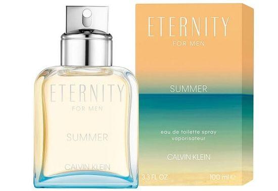 Calvin Klein Eternity For Men Summer 2019 toaletna voda, 100ml