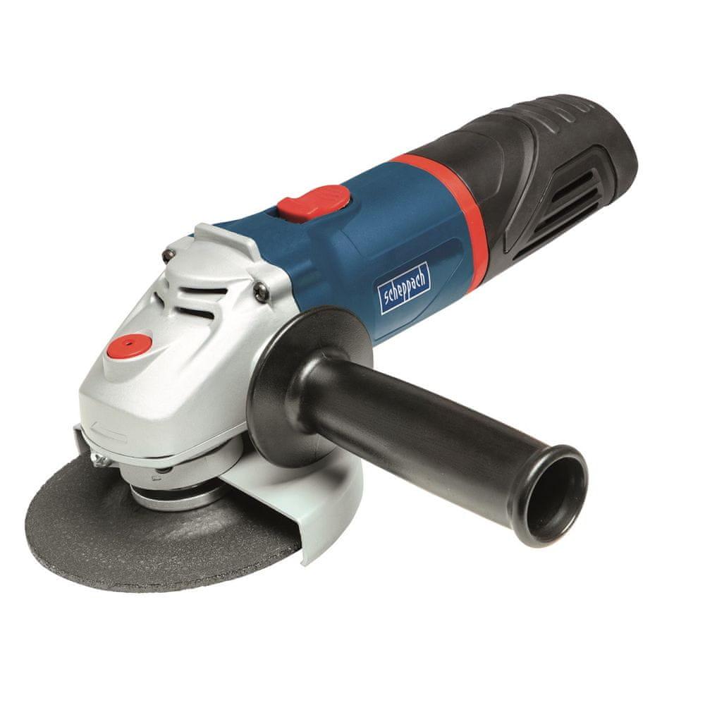 Scheppach Úhlová bruska 115 mm AG600