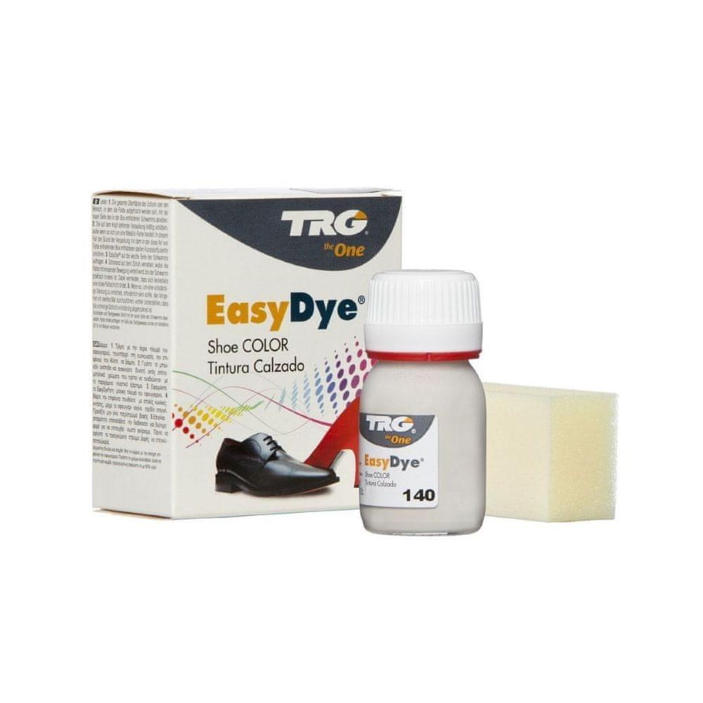 TRG One Barva na kůži, koženku a obuvnické plátno EasyDye - Bílá 140 Ice
