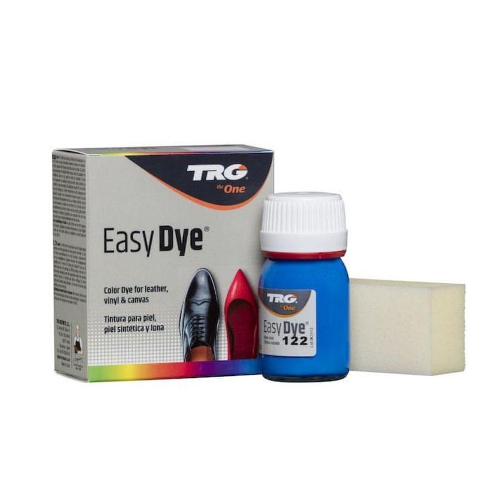 TRG One Barva na kůži, koženku a obuvnické plátno EasyDye - Modrá 122 Daphne