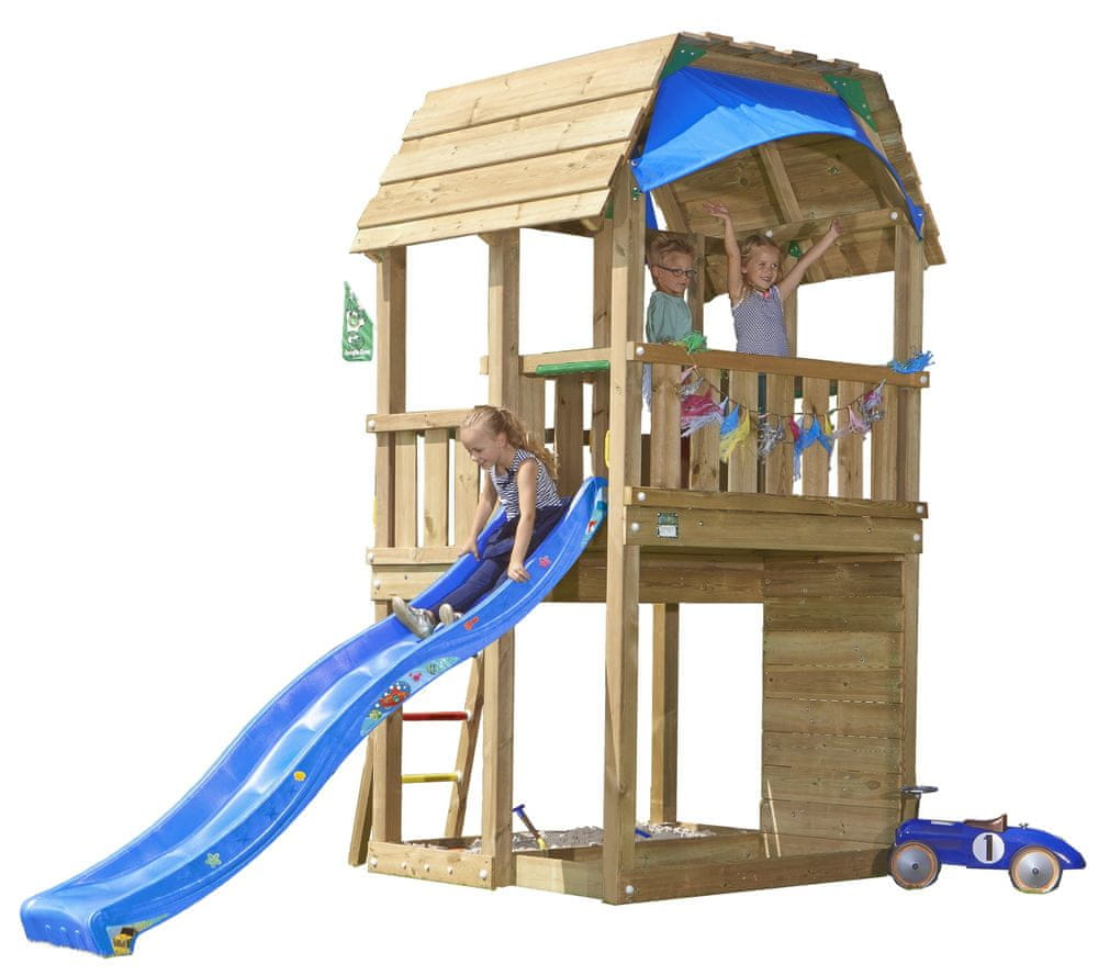 Jungle Gym Dětské hřiště Barn