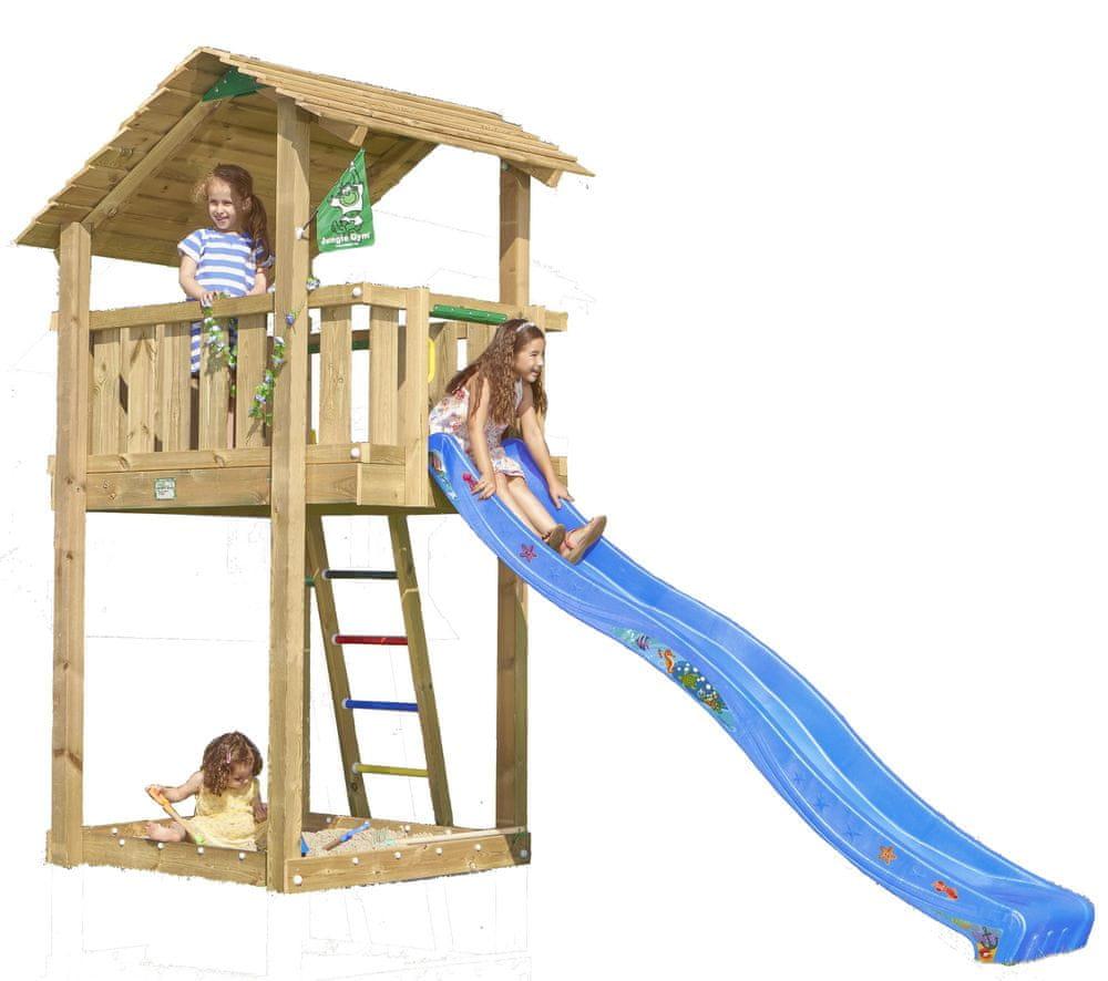 Jungle Gym Dětské hřiště Shelter
