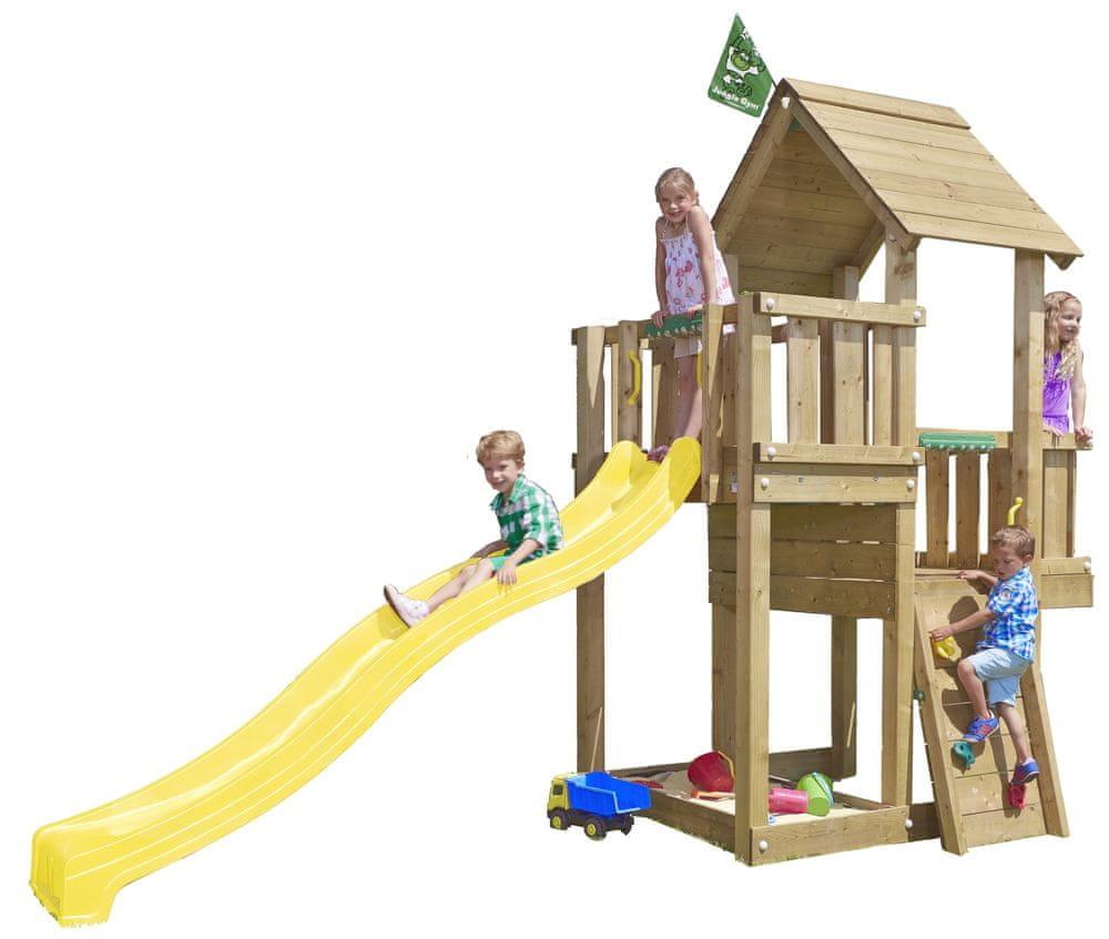 Jungle Gym Dětské hřiště Cubby