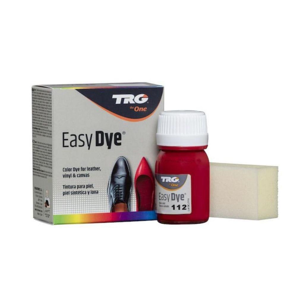 TRG One Barva na kůži, koženku a obuvnické plátno EasyDye - Červená 112 Red