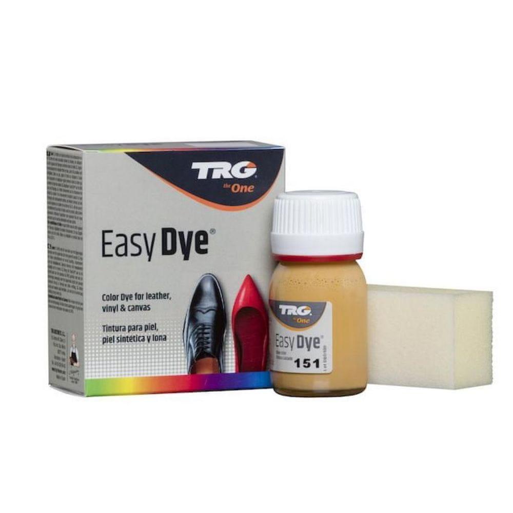 TRG One Barva na kůži, koženku a obuvnické plátno EasyDye - Béžová 151 Natural
