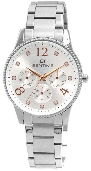 Bentime Dámské analogové hodinky 007-9MB-11718B