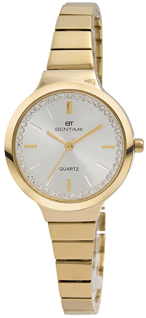 Bentime Dámské analogové hodinky 007-9MB-12100C