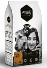 Amity Premium dog Lamb & Rice 3 kg