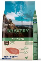 Bravery Dog PUPPY MINI Grain Free chicken 7 kg