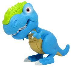 ADC Blackfire Junior Megasaur: T-Rex - modrý