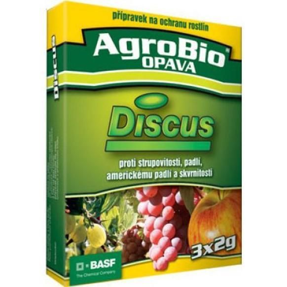 AgroBio Discus (3 x 20 g)