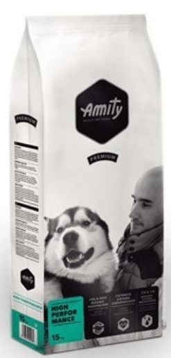 Amity hrana za pse Premium dog HIGH PERFORMANCE 15 kg