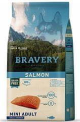 Bravery hrana za pse Dog ADULT MINI salmon, 7 kg