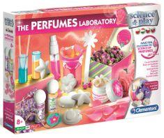 Clementoni Dětská laboratoř - Výroba parfémů