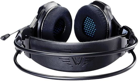 E-Blue Cobra HS, čierna (EHS926BKAA-IY)