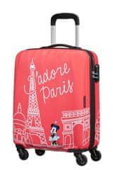 American Tourister Kabinový cestovní kufr Disney Legends Spinner 36 l Take Me Away Minnie Paris