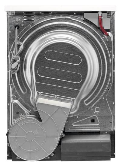 AEG sušička prádla AbsoluteCare T8DBK68WC + 10 let záruka na invertorový motor