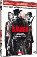 Nespoutaný Django - DVD