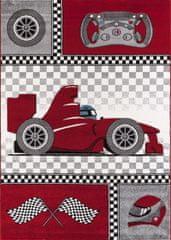 Ayyildiz Detský kusový koberec Kids 460 red 80x150