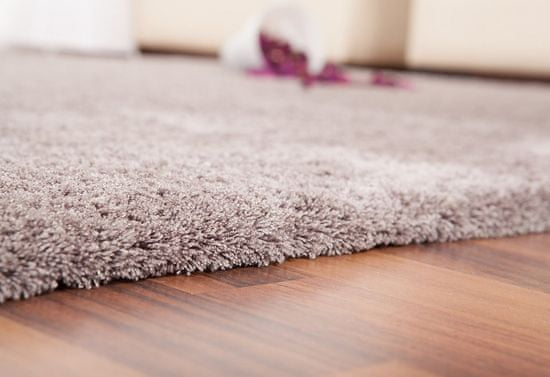 Lalee Kusový koberec Velvet 500 platin