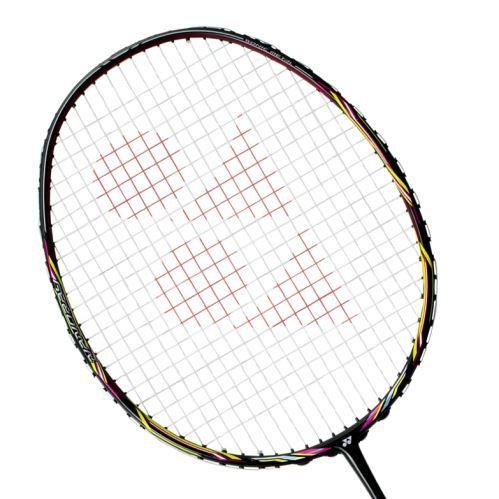Yonex Badmintonová raketa Nanoray 800, 4UG4, BLACK/MAGENTA