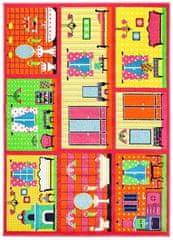 Sintelon Detský kusový koberec Play 89/RNR 120x170