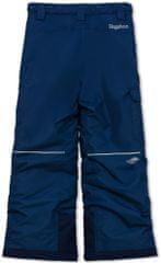 COLUMBIA dziecięce spodnie narciarskie Bugaboo II 140 ciemnoniebieskie